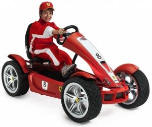 Berg Ferrari Exclusive FXX Go Kart