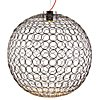 Terzani suspension lamp Gra - gold