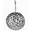 Terzani suspension lamp sphere Orten`zia VeryVeryGold