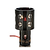 Terzani table lamp A touch of red