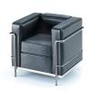 Vitra Miniature Faut. à Grand Comfort LC2