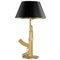 Flos lamp table gun by Philippe Starck