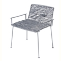 Homebasic chair Ango gardenboy - stainless steel